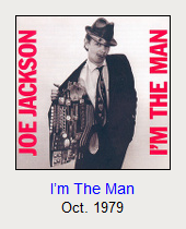 I'm The Man, Oct. 1979