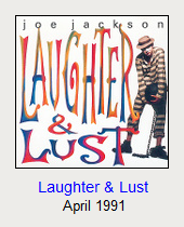 Laughter & Lust, April 1991